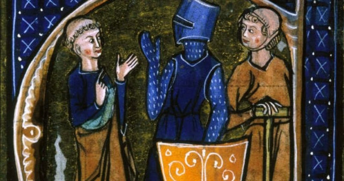 Cleric, Knight, Workman featured